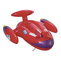 Надувная игрушка Bestway 41100 в форме космолёта для плавания
