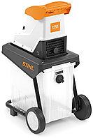 Садовый измельчитель веток электрический STIHL GHE 135.0 L, 2.3 кВт, толщина сучка до 35 мм.