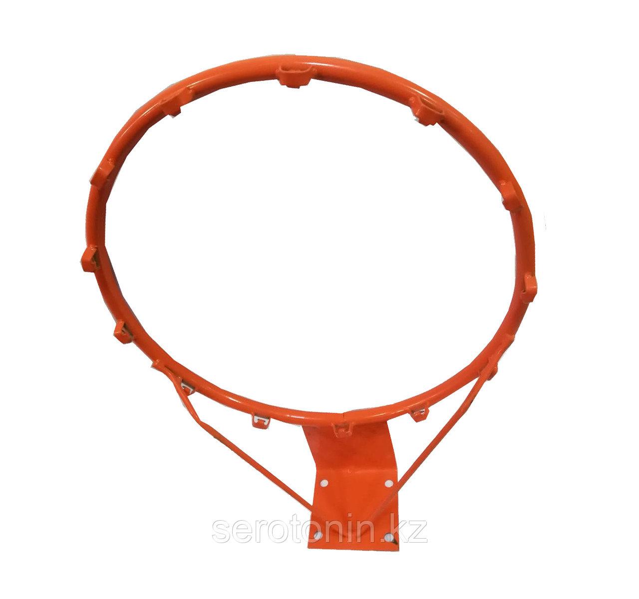 Кольцо баскет. тренировочное металл