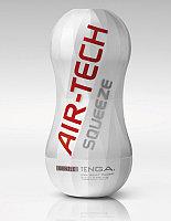 TENGA Air-Tech Squeeze Многоразовый стимулятор Gentle, фото 1