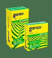 Презервативы GANZO ULTRA THIN №12 (Супер тонкие), 12 шт., фото 1