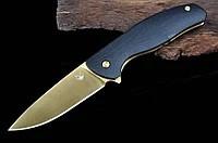 Нож 30 EVO золото
