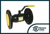 Кран шаровой LD Energy Ду 125 Ру 16 фланец полнопроходной