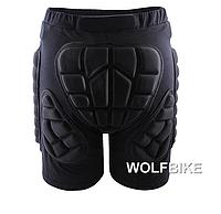Защитные шорты для катания на лыжах, скейтборде, сноуборде, велосипеде