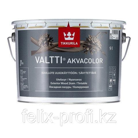 Антисептик VALTTI AKVACOLOR  0,9 л.