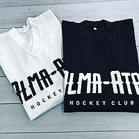 Логотипы, номера, имена, фамилии на хоккейную форму.