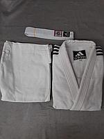Кимоно для дзюдо Adidas(белое)