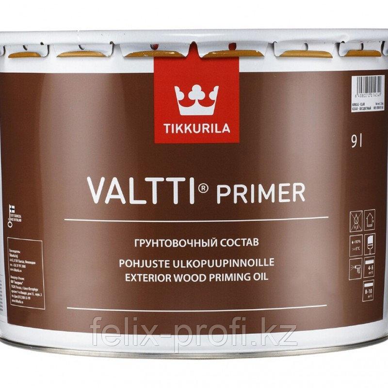 Антисептик грунтовочный VALTTI PRIMER бесцв. 0,9л.