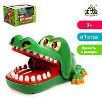 Настольная игра Безумный крокодил