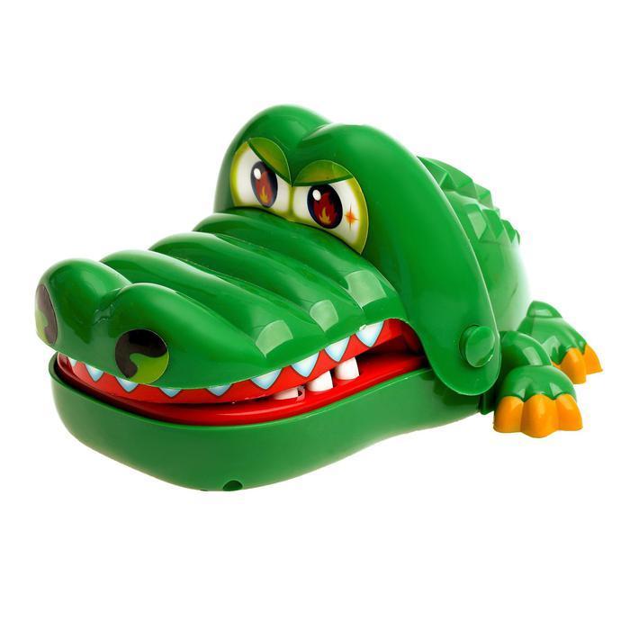 Настольная игра Безумный крокодил - фото 3