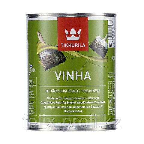 VINHA водоразбавляемый кроющий антисептик VС п/мат 0,9 л.