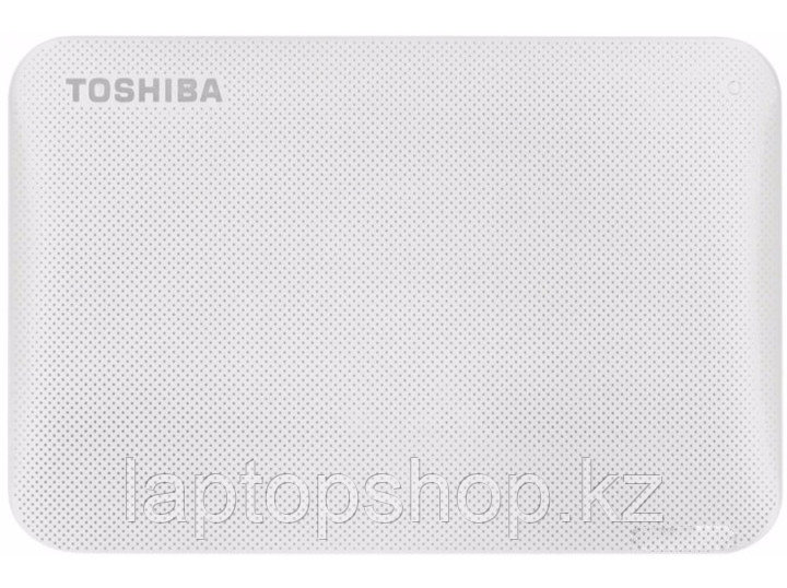 "Внешний жесткий диск 500GB 2.5"", Toshiba Canvio Ready USB3.0 HDTP205EW3AA Белый"