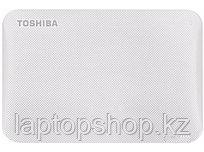 "Внешний жесткий диск500GB 2.5"", Toshiba Canvio Ready USB3.0 HDTP205EW3AA Белый"