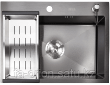 Мойка НМ 6045 BLACK кухонная