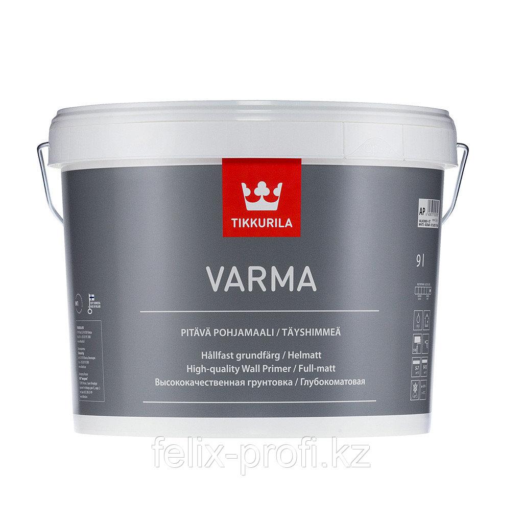 Грунтовка VARMA AP  гл/мат 2,7 л.