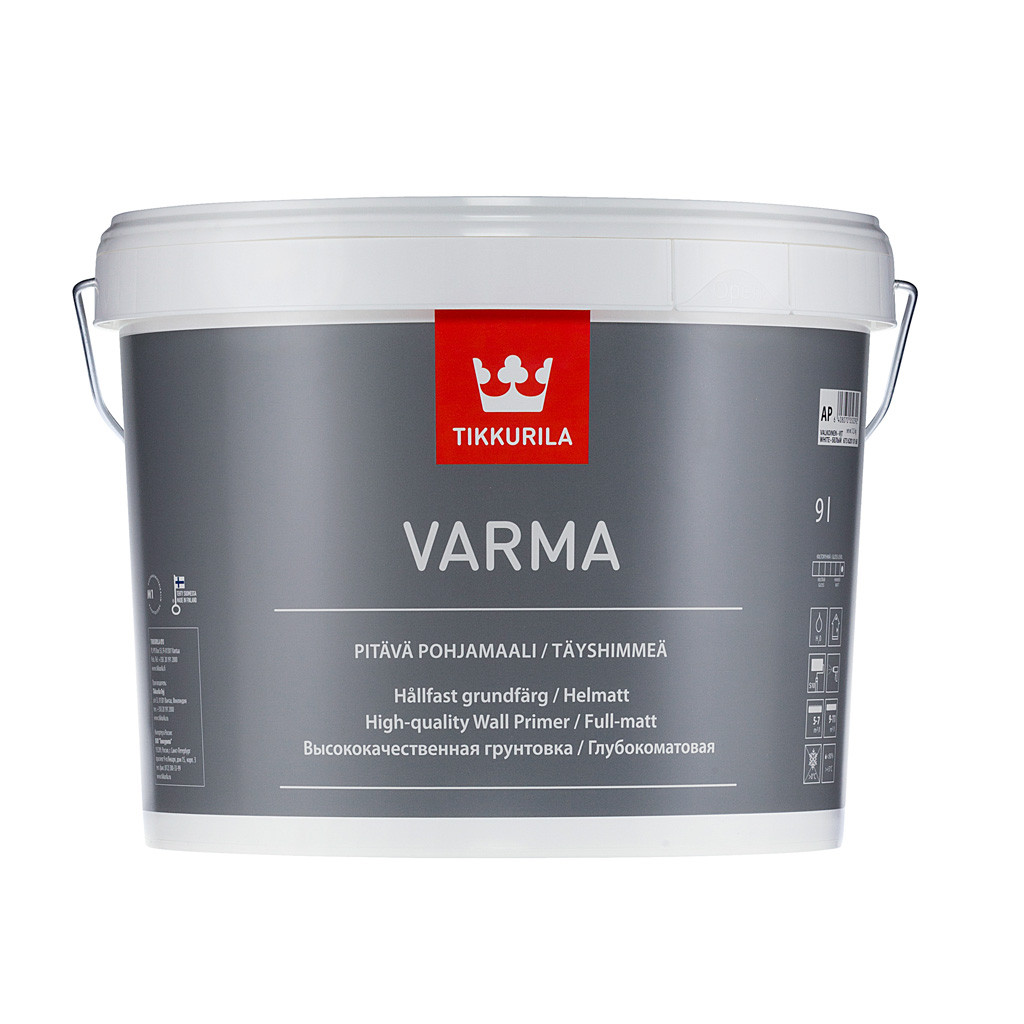 Грунтовка VARMA AP  гл/мат 9 л.