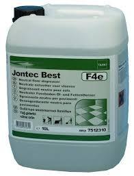 Нейтральное средство для удаления масляных загрязнений 10л. TASKI JONTEC BEST 10L.