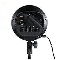 Студийный софтбокс 60×90 см с 5-ю лампами по 40W на стойке Итого 178 Ватт, фото 3