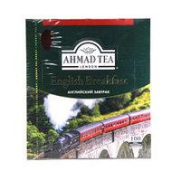 Чай Ahmad английский завтрак черный 100 пакетиков