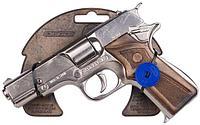 Gonher: полицейский пистолет Астра (старое серебро)