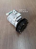 Компрессор кондиционера на экскаватор Hitachi ZX350, фото 1