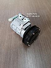 Компрессор кондиционера на экскаватор Hitachi ZX350