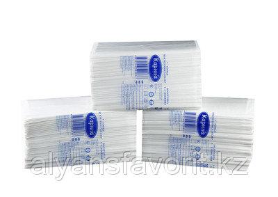 Полотенца бумажные для рук V-сложение ( белые, целлюлоза ), 13 пач/кор., фото 2