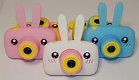 Развивающий детский фотоаппарат игрушка для детей флешка