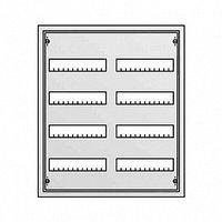 Щит навесной AT 42 E 2ряда/4рейки на 96 модулей 674х574х140 IP43 (в сборе) ABB