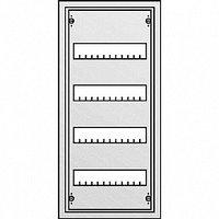 Щит навесной AT 41 E 1ряд/4рейки на 48 модулей 674х324х140 IP43 (в сборе) ABB