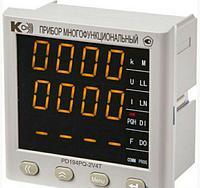 PD194PQ-2N4T многофункциональный цифровой электроизмерительный прибор (многостраничная модификация