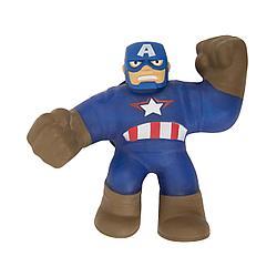 Гуджитсу Капитан Америка. Тянущаяся фигурка Goojitzu Captain America