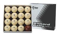 Шары Start Billiards 60 мм комплект