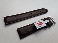 Кожаный ремешок Ardi на наручные часы. Производство Беларусь.
