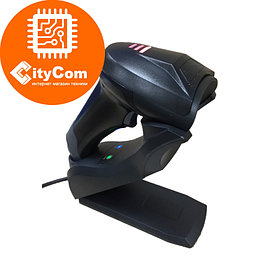 Сканер штрих-кодов беспроводной с подставкой. SuperLead wireless scanner 2620BT-C. Арт.6458