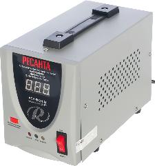 Стабилизатор напряжения электронный (Релейный) - РЕСАНТА ACH-500/1-Ц-500 Вт