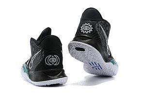 Баскетбольные кроссовки Nike Kyrie 7 (VII ) Black / Green, фото 2