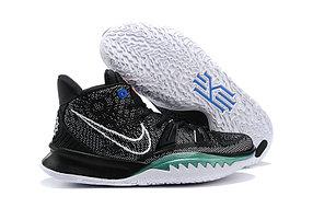 Баскетбольные кроссовки Nike Kyrie 7 (VII ) Black / Green