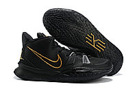 Баскетбольные кроссовки Nike Kyrie 7 (VII ) Black / Gold