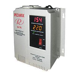 Стабилизатор напряжения электронный (Релейный) - РЕСАНТА ACH-1000Н/1-Ц-1 кВт- Настенный