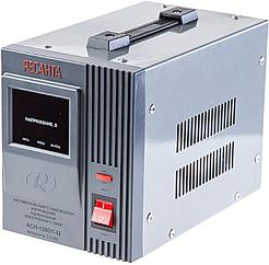 Стабилизатор напряжения электронный (Релейный)  - РЕСАНТА ACH-1500/1-Ц-1,5 кВт