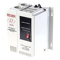 Стабилизатор напряжения электронный (Релейный) - РЕСАНТА ACH-1500Н/1-Ц-1.5 кВт - Настенный