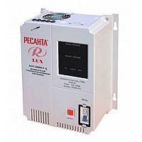 Стабилизатор напряжения электронный (Релейный) - РЕСАНТА ACH-3000Н/1-Ц -3 кВт - Настенный