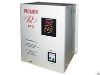 Стабилизатор напряжения электронный (Релейный) - РЕСАНТА ACH-8000Н/1-Ц -8 кВт - Настенный