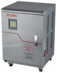 Стабилизатор напряжения электронный (Релейный)  -РЕСАНТА ACH-20000/1-Ц 20 кВт