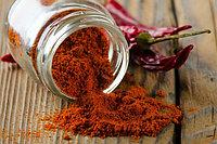 Перец красный молотый 1 сорт ИНДИЯ брикет 1 кг