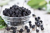 Рябины черноплодной плоды сушеные брикет 1 кг