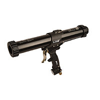 Пневматический пистолет для нанесения герметика и других клеевых материалов в картушах и саше от 300 до 600мл