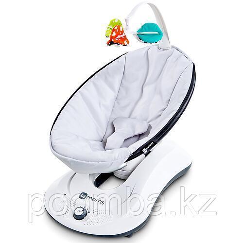 Кресло-качалка 4moms RockaRoo Серебриста
