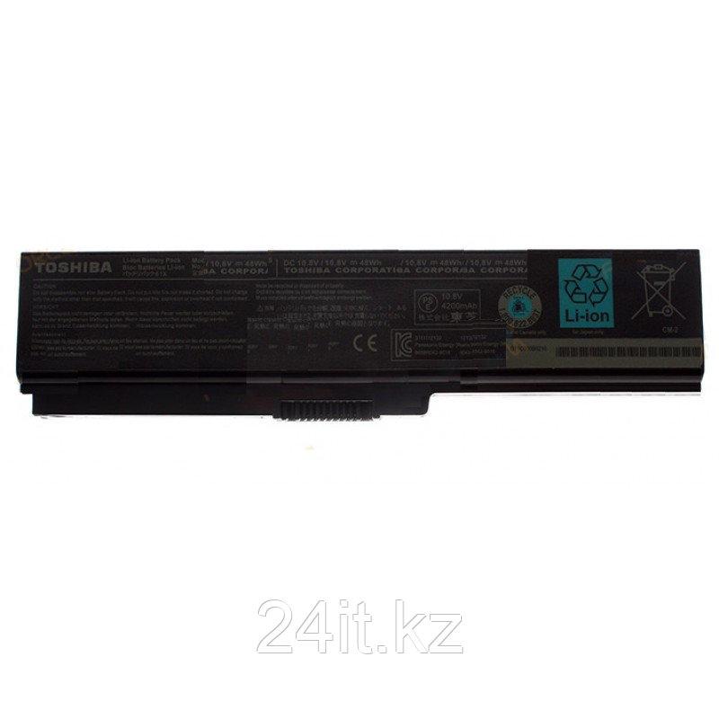 Аккумулятор для ноутбука Toshiba PA3817/ 10,8 В (совместим с 11,1 В)/ 48Wh, черный ОРИГИНАЛ
